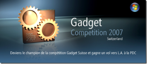 Swiss Gadget Competition