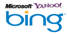 Bing providing Yahoo Search results - Microsoft and Yahoo signed the deal