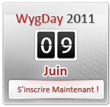 Wygday 2011 - Inscription