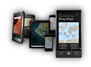 Bing Maps iPhone, iPad, Android et WP7 licence