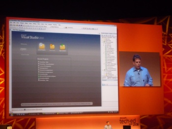 Keynote - Visual Studio 2010 - 1