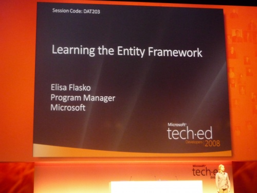 Learning Entity Framework
