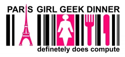Logo Paris Girl Geek Dinners