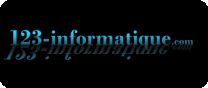 Logo 123 Informatique