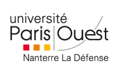 Logo de l'université Paris 10 Nanterre