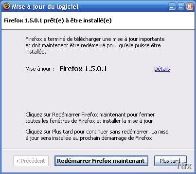 Mozilla Firefox : vérifier la version - Assistance Orange