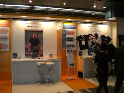 Le stand education